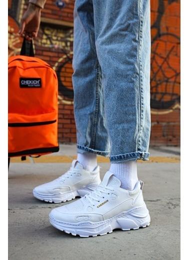 Chekich CH089 BT Erkek Ayakkabı BEYAZ Beyaz